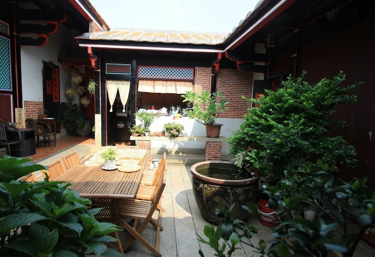 ถานกู่โชวจิน เกสท์เฮาส์ 2, Jincheng, ลานระเบียง/นอกชาน