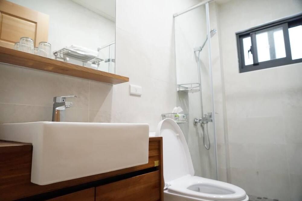 Chambre Galerie avec lits jumeaux - Salle de bain