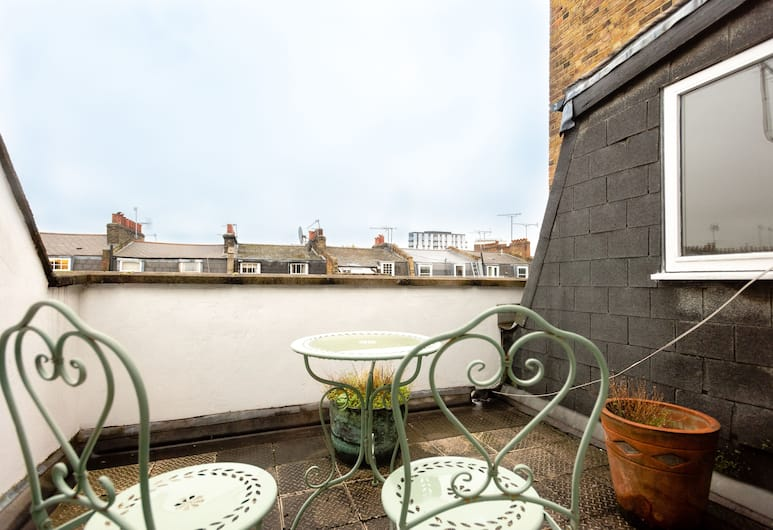 The Pimlico Lighthouse - 4bdr in Between the River Thames & Sloane Square, London, Terrasse/Patio