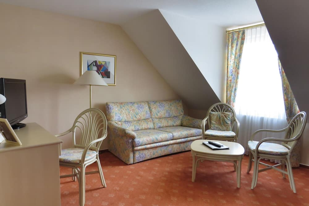 公寓 (Gästehaus Don Carlos) - 客廳