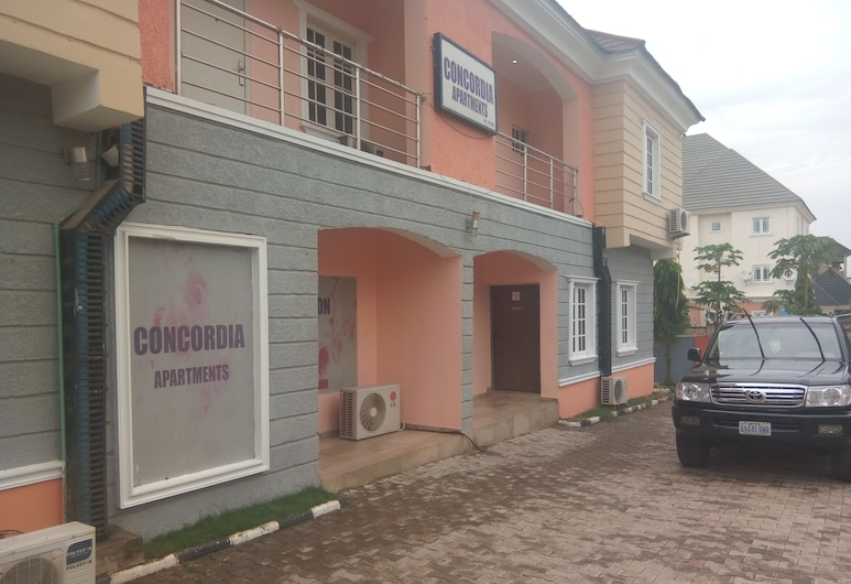 Concordia apartments, Abuja