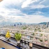 Apartment, 2 Bedrooms, Beach View - Balcony