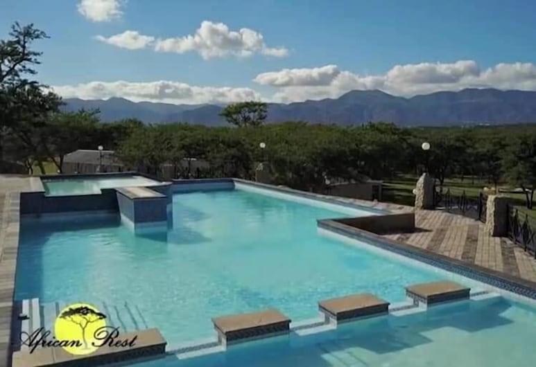 African Rest Lodge, Barberton, Outdoor Pool