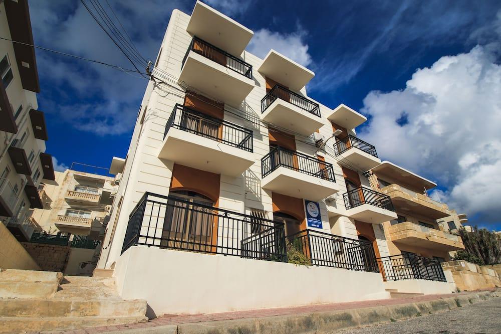 Apartment, Meerblick (7) - Balkon