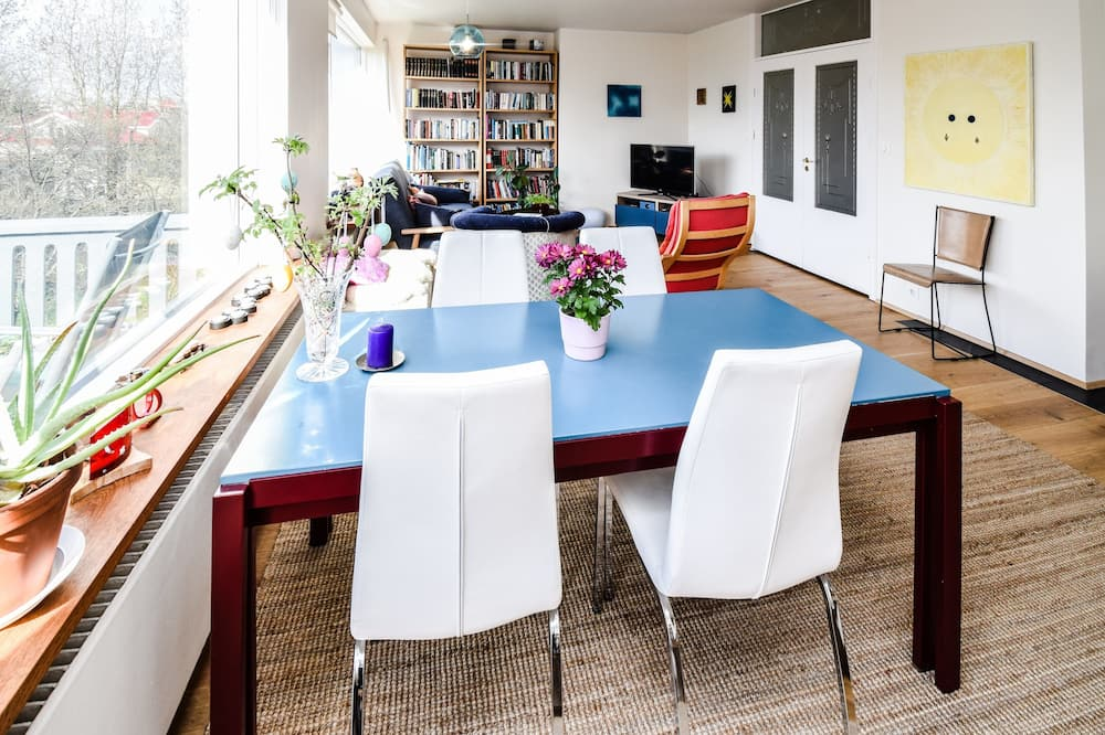 Appartement Confort, 4 chambres - Coin séjour