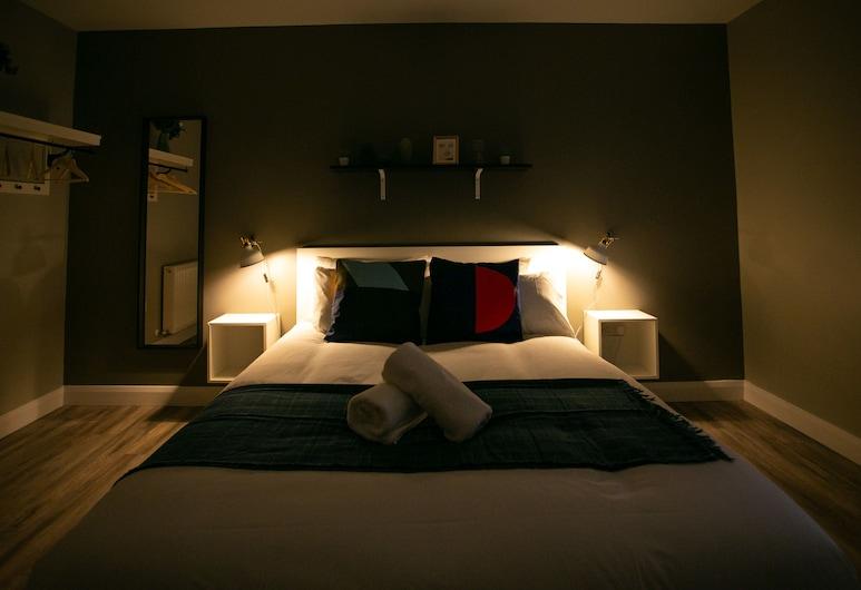 University Road Apartments, Belfast, Premium-lejlighed - byudsigt, Værelse