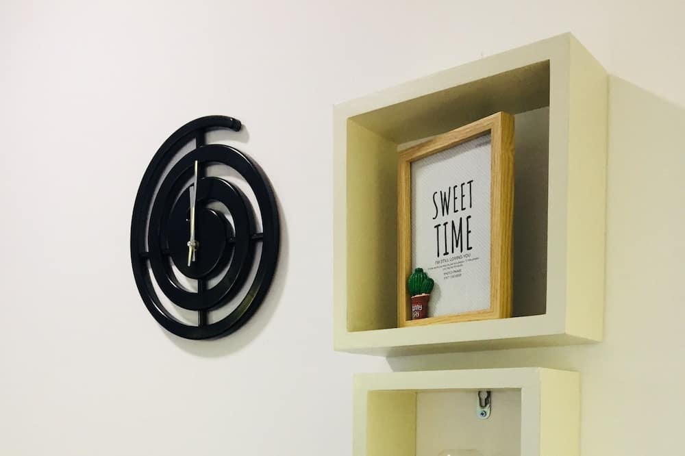 Eco Studio Cube - Living Area