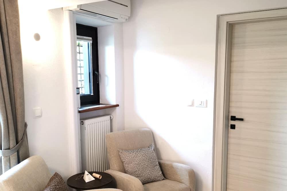 Design-Doppelzimmer - Wohnbereich