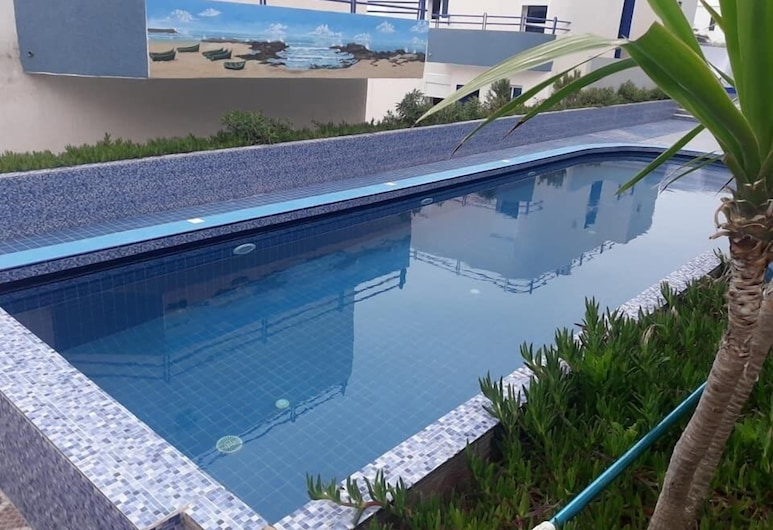 Les Vagues Bleues, Oualidia, Outdoor Pool