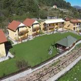 Komforta dzīvokļnumurs, skats uz kalniem - Terase/iekšējais pagalms