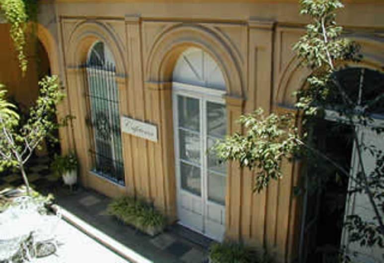 Hotel Spring, Guatemala City, Hotellentré