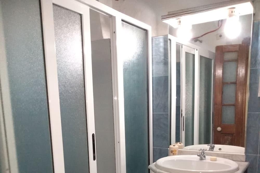 Двомісний номер категорії «Комфорт», з видом на океан - Ванна кімната
