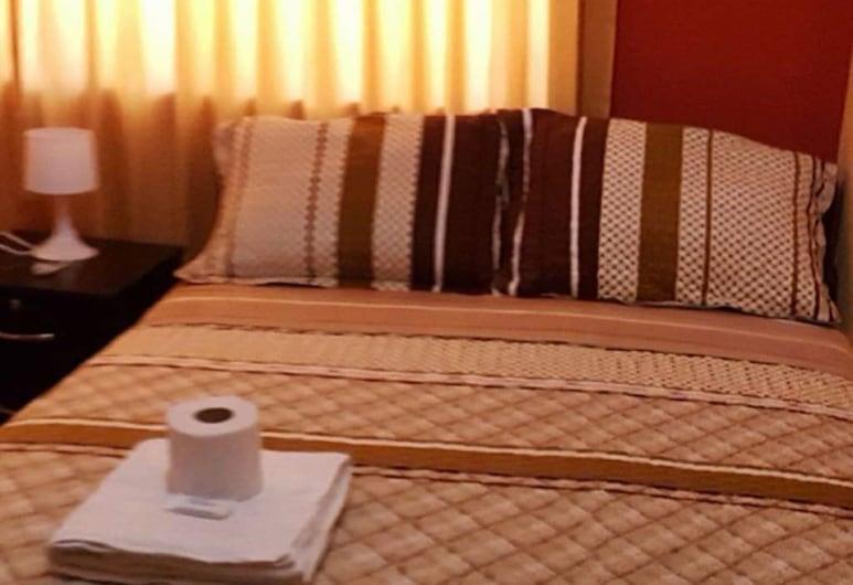 皮諾斯青年旅舍, 埃爾坦博區, 單人房, 1 張標準雙人床, 共用浴室, 客房