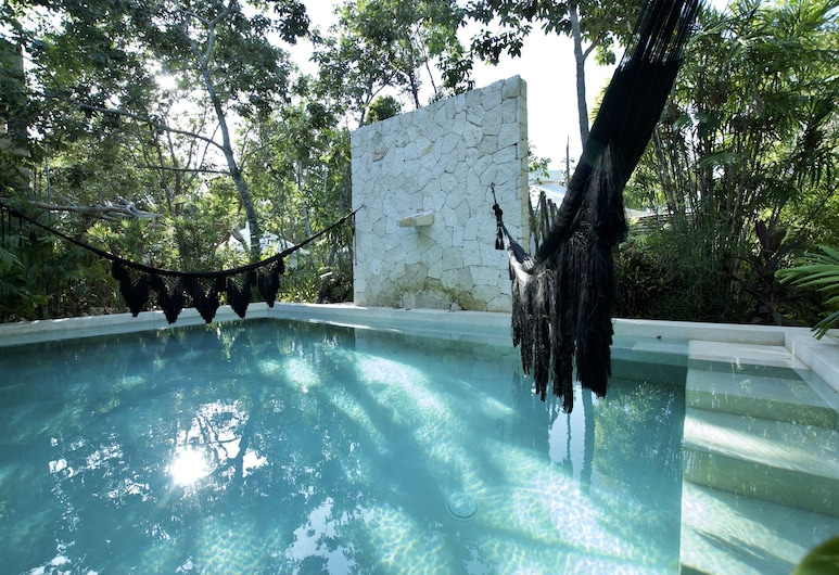Huaya Camp, Tulum, Pool