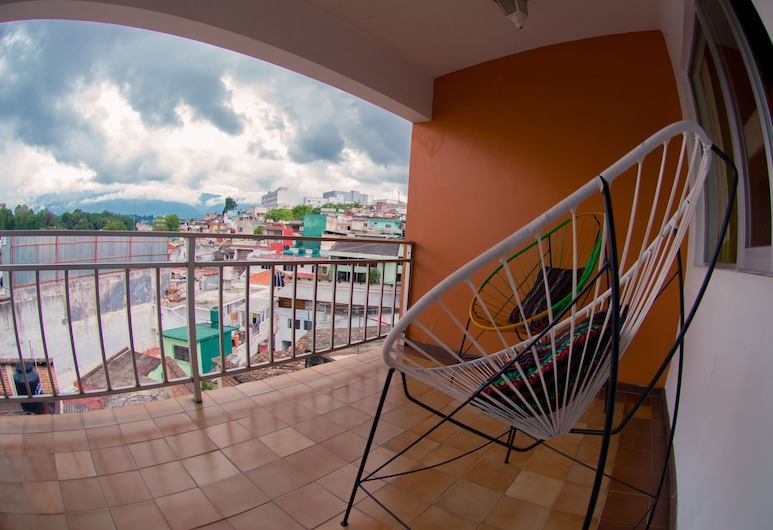 La Sirena Hostal, Xalapa, Αίθριο/βεράντα