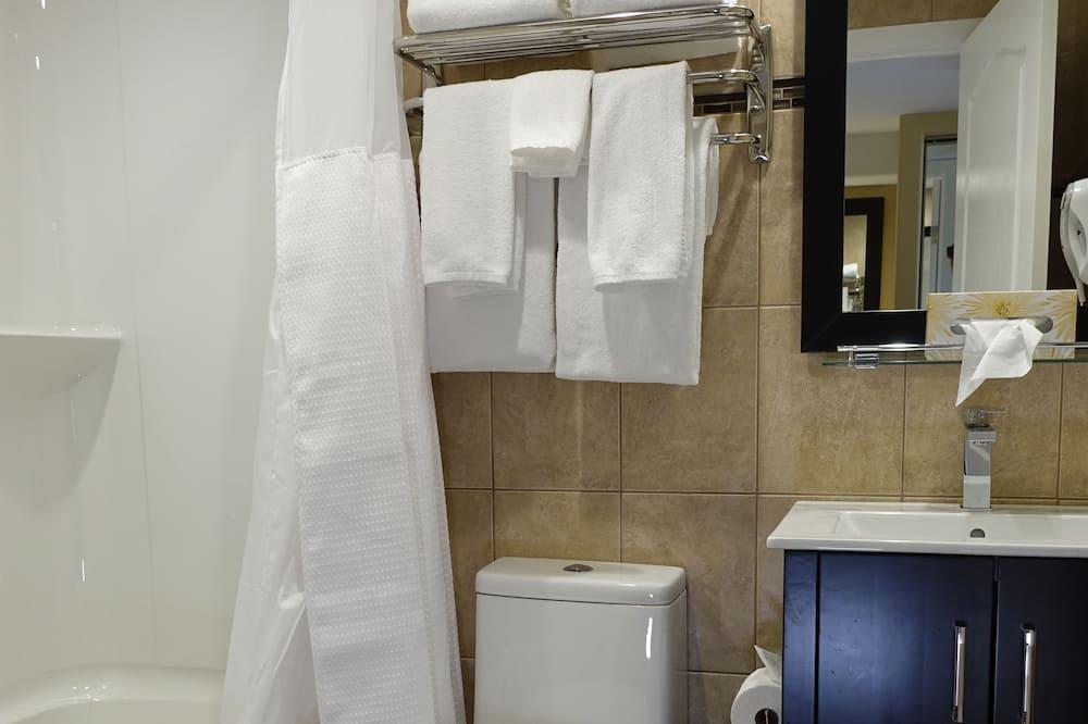 Executive Δωμάτιο, Περισσότερα από 1 Κρεβάτια (Family) - Μπάνιο
