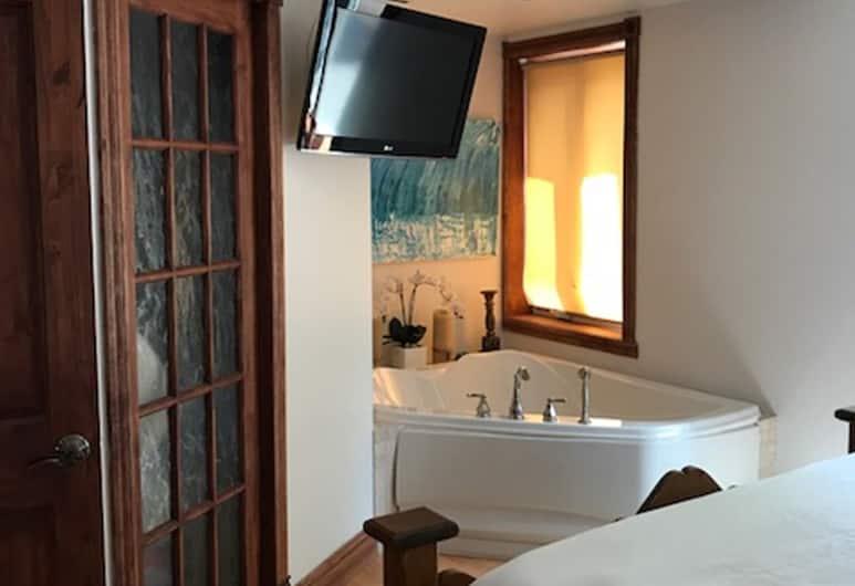 La Maison sur Sherbrooke, Montreal, Családi ház, 2 hálószobával, kilátással a kertre, Vendégszoba