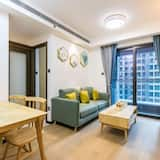 Business Apartment, 2 Bedrooms - Living Room