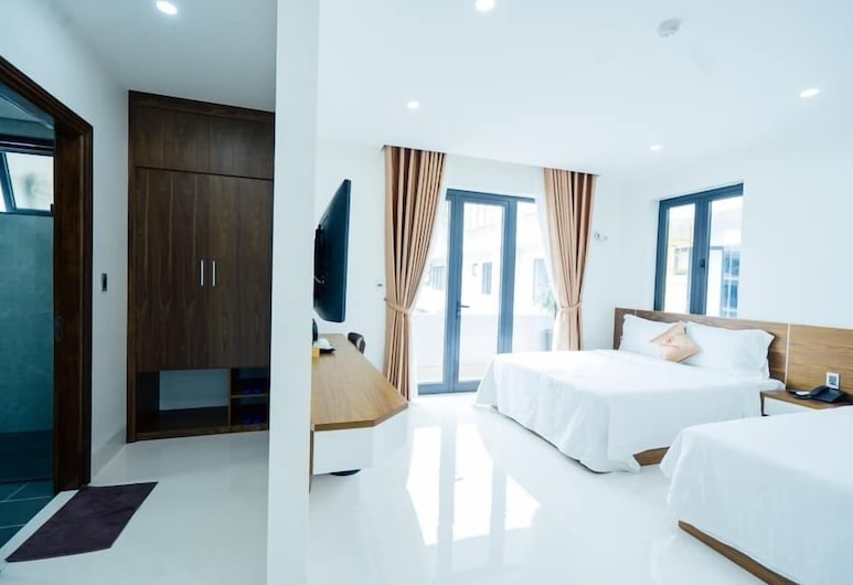 Starway Hotel, Ha Long, Family Room, Guest Room
