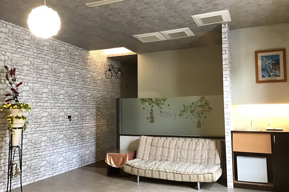 Dobbeltværelse (Fashion) - Opholdsområde