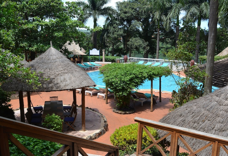 Jinja Nile Resort, Jinja, Outdoor Dining