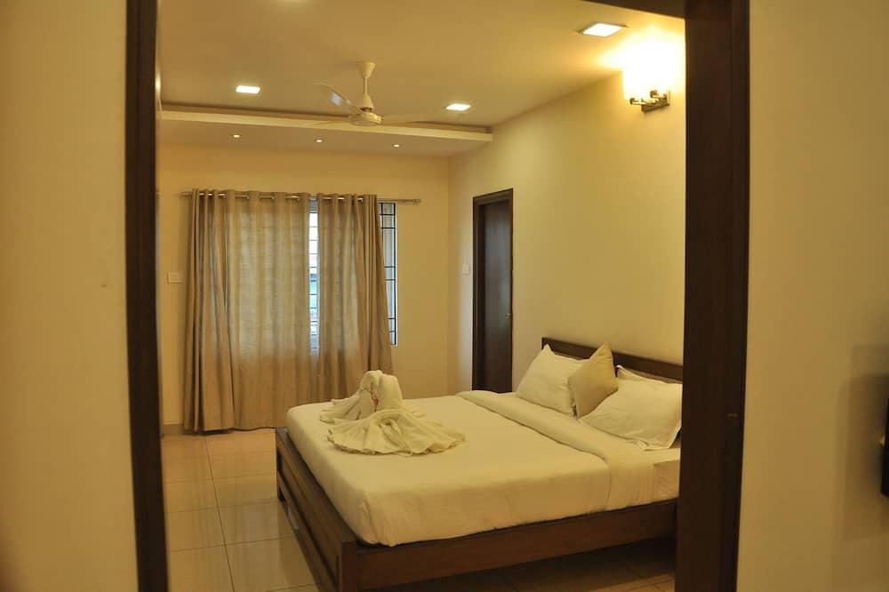 Apartmá - Pokoj