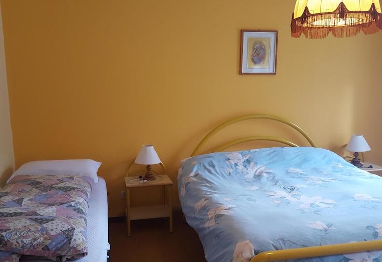 Casa Rosina 6, Val di Zoldo, Apartamento, 2 Quartos, Quarto