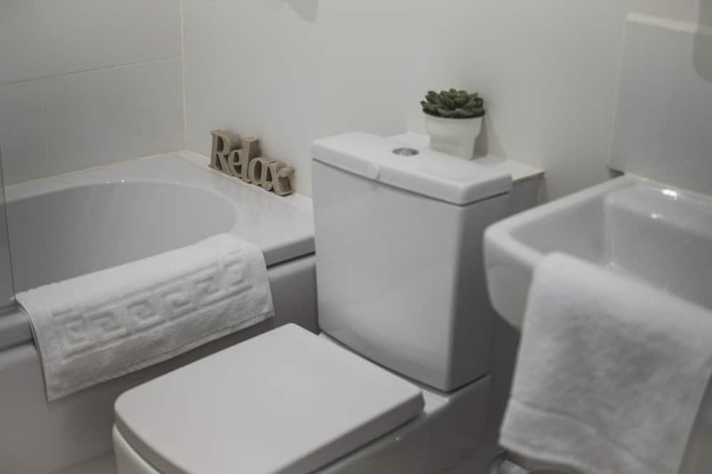 Appartamento, bagno privato (First floor apartment) - Bagno