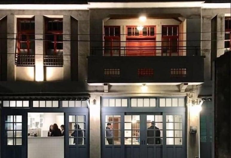 158 Hostel, Tainan, Pohľad na hotel