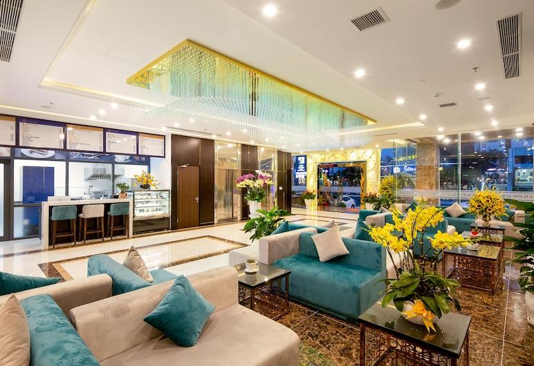 CN 皇宮精品 SPA 酒店, 峴港, 大堂閒坐區