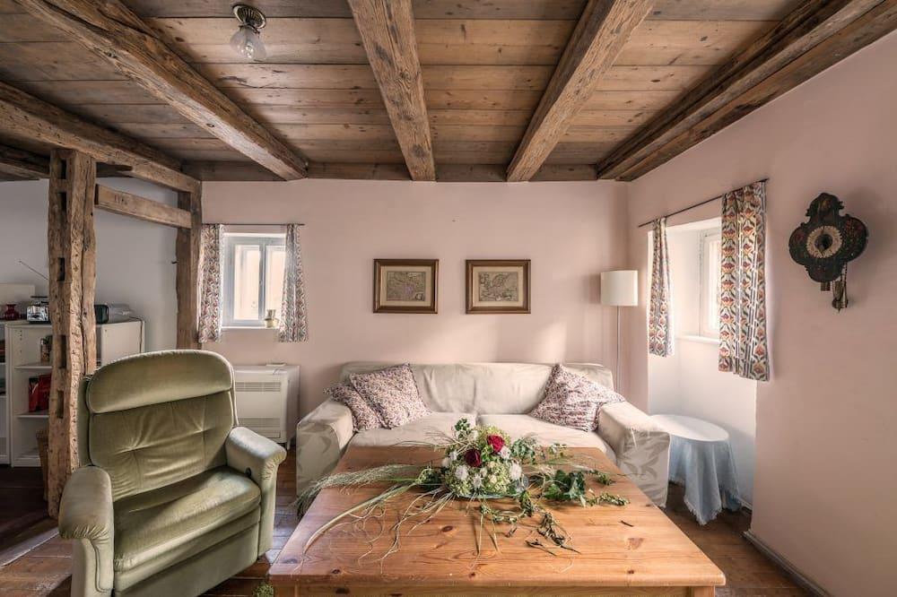 Departamento (Burghäuschen) - Sala de estar