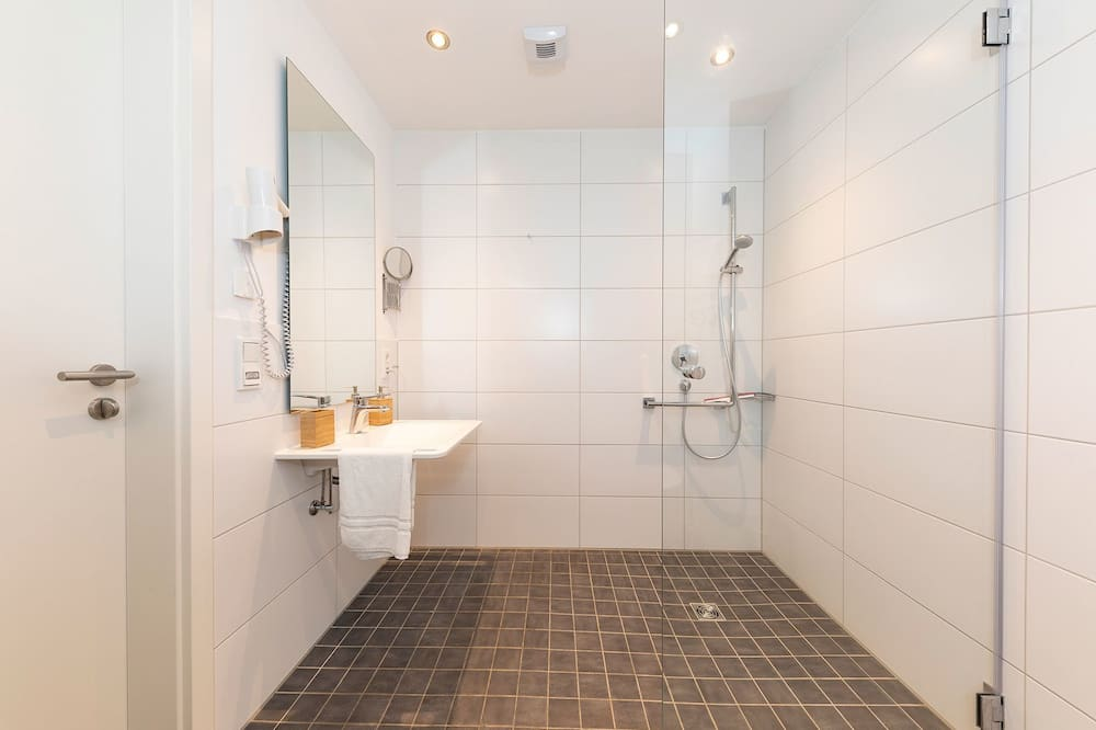 Butas su patogumais (D67) - Vonios kambarys