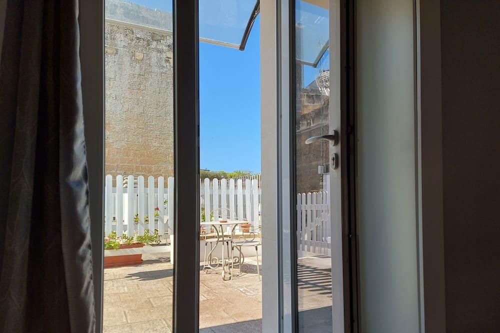Estudio, terraza - Balcón