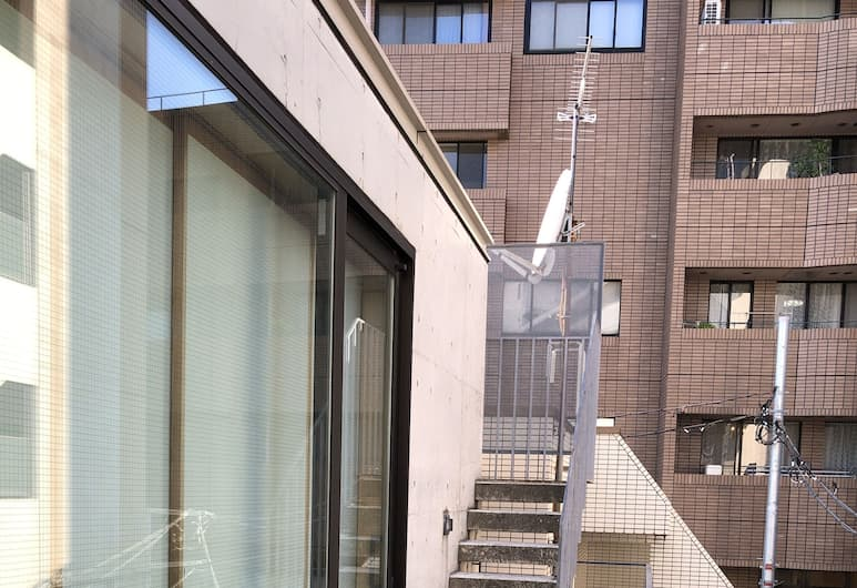 Male Only Dormitory Hotel Adonis - Hostel, Tokyo, Basic Shared Dormitory, Terrace/Patio