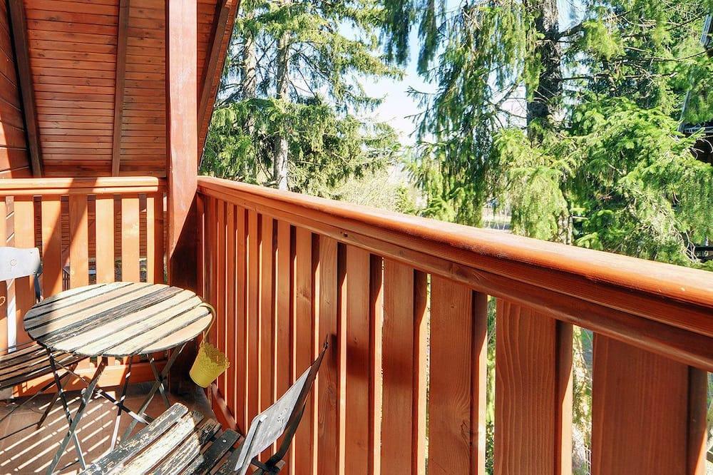 Apartament, sauna - Taras/patio