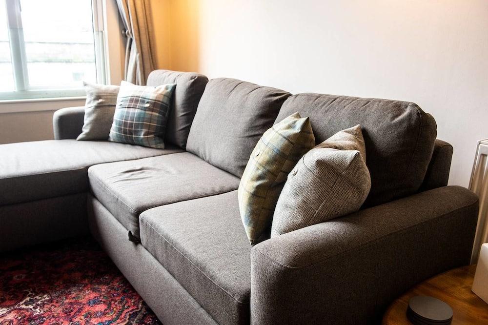 Huoneisto (1 Bedroom) - Olohuone