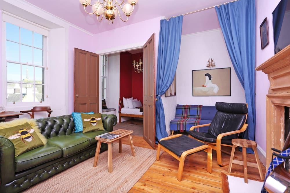 דירה (1 Bedroom) - אזור מגורים