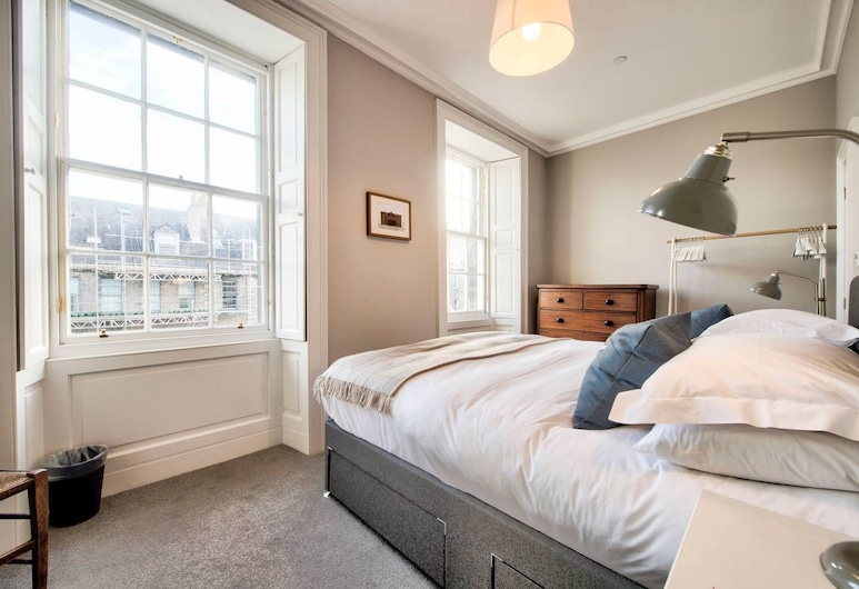 Frederick St Luxury Flat - Heart of the City, Édimbourg, Chambre