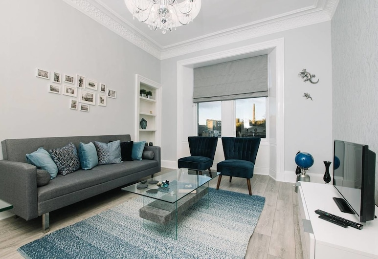 Stunning Old Town Apartment Next to the Station, אדינבורו