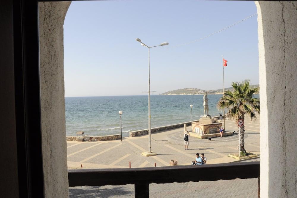 Liukso klasės kambarys, vaizdas į jūrą - Vaizdas į vandens telkinį