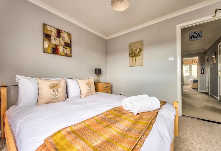 Gorgeous 3 bd City Centre Apt With Parking, Edinburgh, Appartement (3 Bedrooms), Kamer