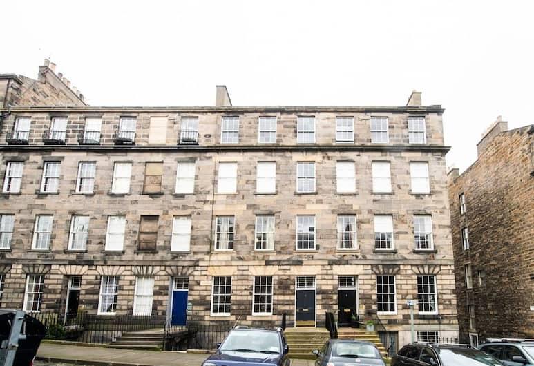 Luxury Georgian Apartment: Heart of the City Location, Edinburgh, Buitenkant