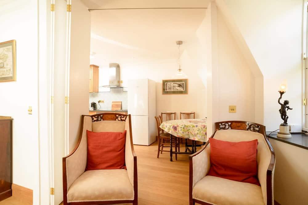 Hus (3 Bedrooms) - Vardagsrum
