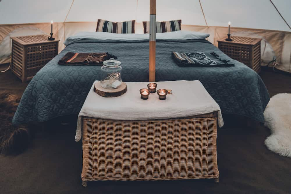 Deluxe Tent, Shared Bathroom (Glamping) - Room