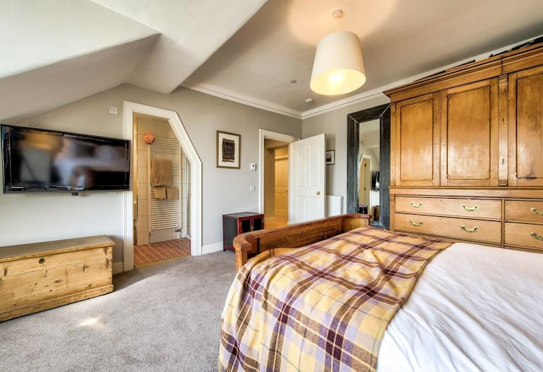 Luxury 2bed Apart on Frederick St - Heart of City, Édimbourg, Chambre