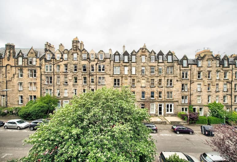 Victorian Apartment in Lively Marchmont, Edinburgh, Buitenkant