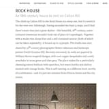 The Rock House: Historic Gem in the Heart of the City