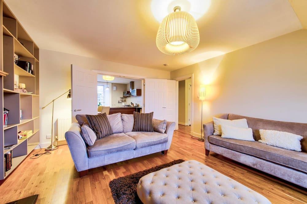 Apartmán (3 Bedrooms) - Obývačka