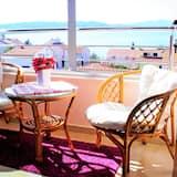 Apartamento Deluxe, vistas al jardín - Zona de estar