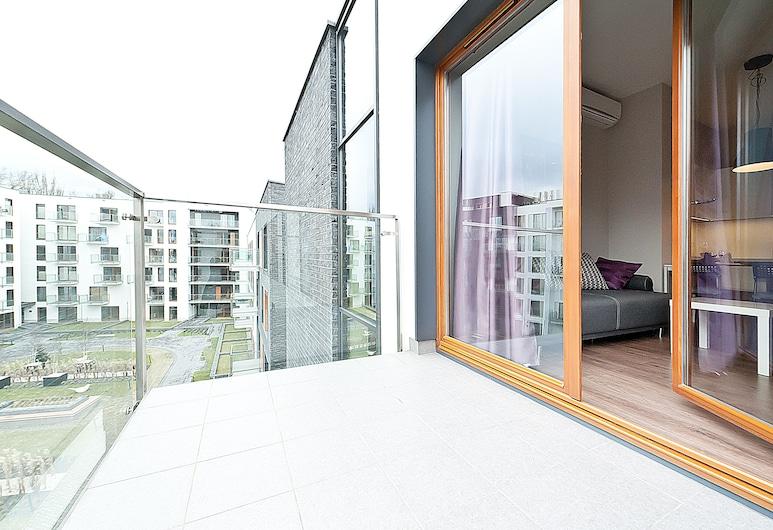 Apartamenty Sun&Snow w Novum Kraków, Krakow, Apartment (39), Bilik